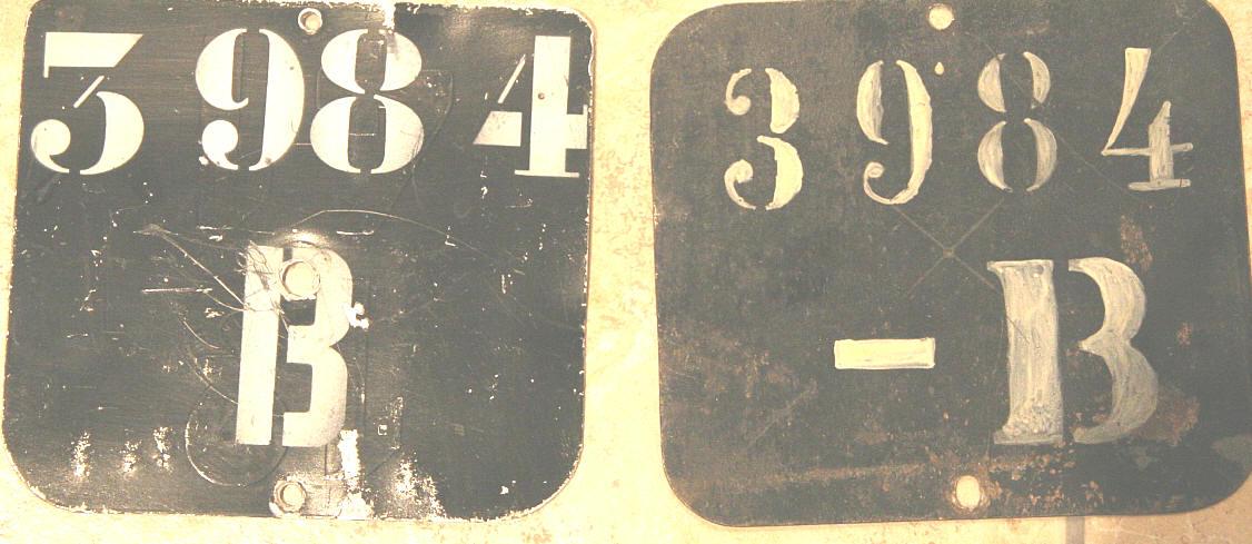 nummer die buchstaben